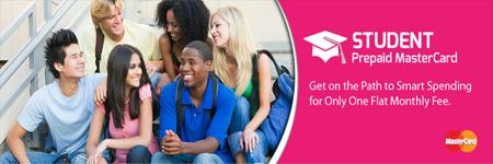 Student Prepaid MasterCard