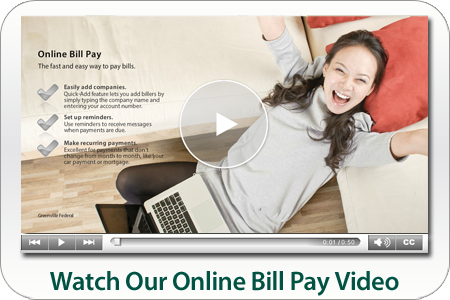 GF Online Bill Pay